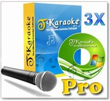 Picture of TKaraokePro2 Full Key (3 keys)