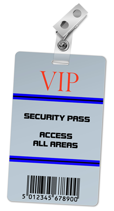 Picture of VIP Server Access